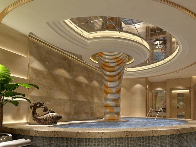 【明星洗浴】-南京专业洗浴中心装修设计