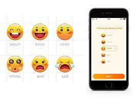 emoji表情图标