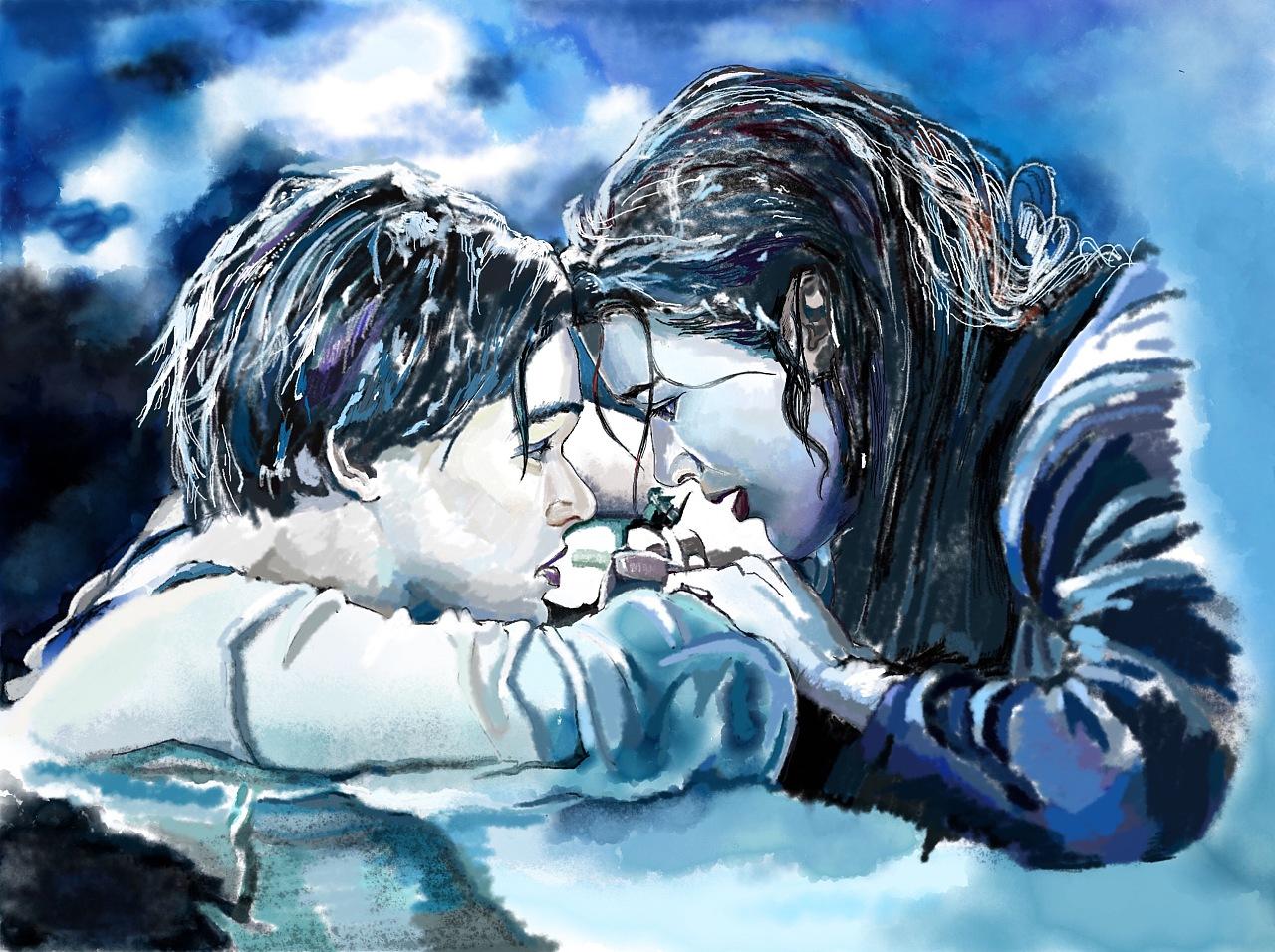 加油! ppps:你爱看《泰坦尼克号》吗? http://t.cn/z8lc8tu