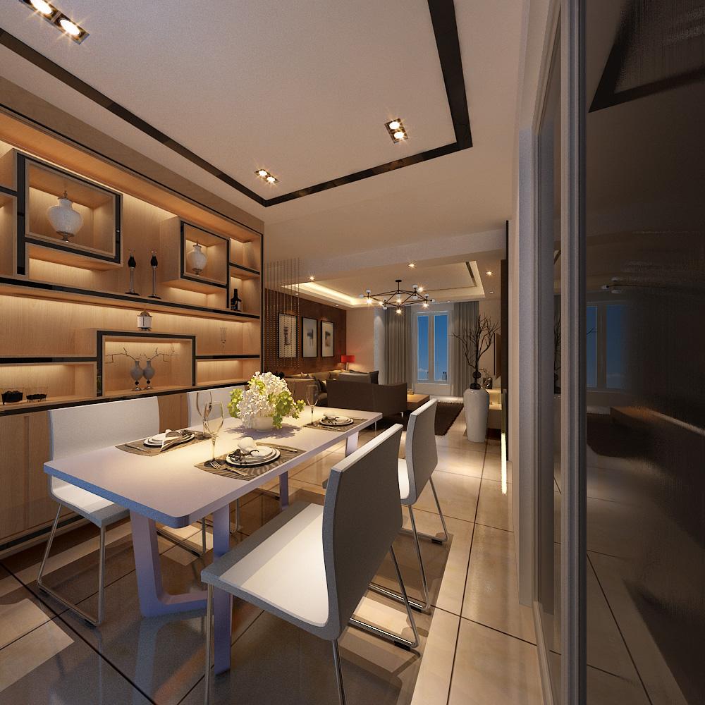 港式家装|空间|室内设计|red绵绵 - 原创作品 - 站酷图片