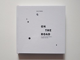 ON THE ROAD -书籍设计
