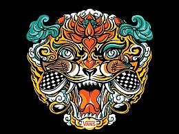 VANS Asian Art TEE 2016