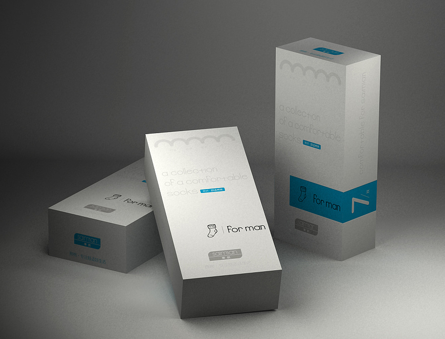 小包装|包装|平面|z一直在行走z - 原创设计作品图片