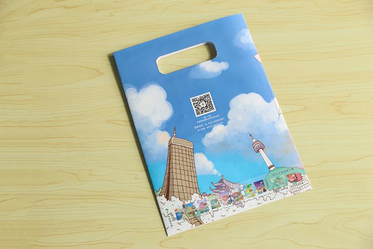 首尔手绘地图|商业插画|插画|石头人旅行册 - 原创