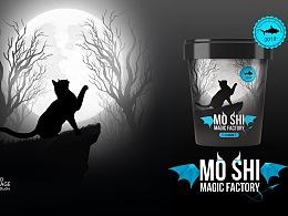 宠物包装设计-MOSHI魔食工厂零食系列