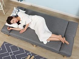 家居家纺-折叠沙发床1