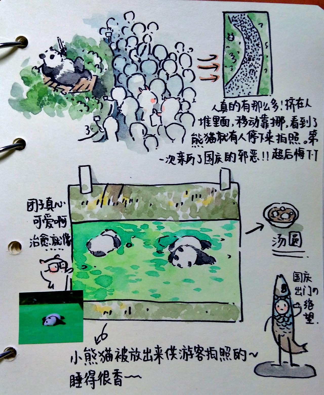 国庆节日记_国庆节日记100字,200字,300字_关于国庆节的日记