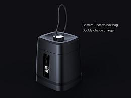 相机电池收纳卡包创意设计