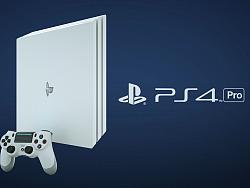 【成长日记】PlayStation 4 Pro White