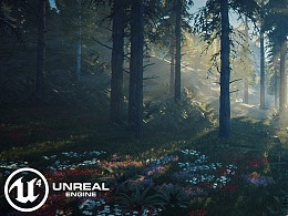 UNREAL ENGINE 测试 V1