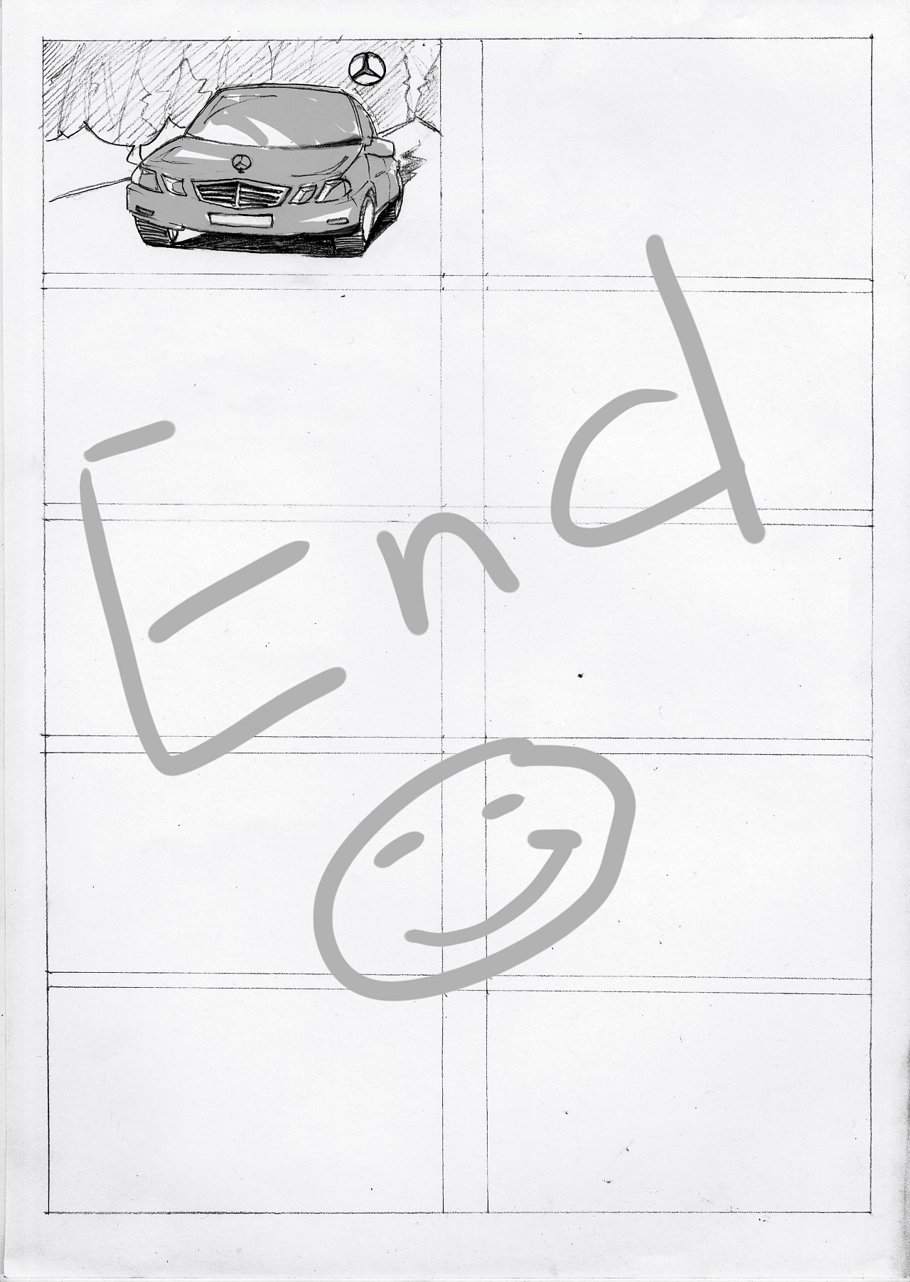 工程图 简笔画 平面图 手绘 线稿 1280_1804 竖版 竖屏