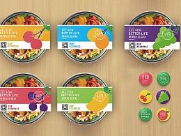 成都品牌水果店面打造/水果店vi设计logo/店面设计规划