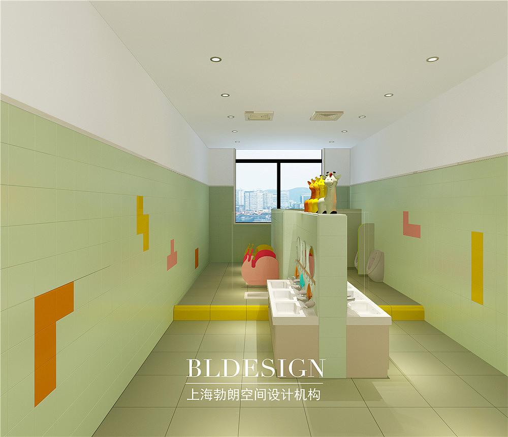 驻马店幼儿园设计-雨露阳光幼儿园设计案例效果图平面设计适不适合AMD图片