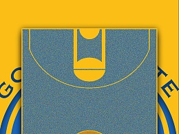 NBA篮球场勇士