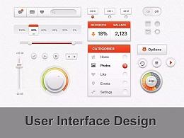 应用界面设计 UI