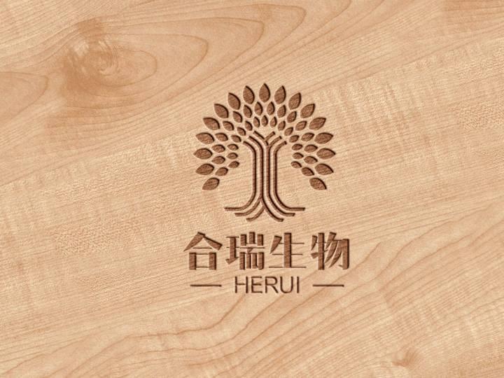 和润生物科技有限公司logo设计|VI\/CI|平面|林夕