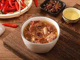 北斗-中粮牛肉罐头场景拍摄