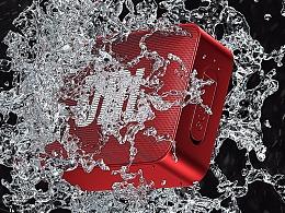 JBL GO2蓝牙音箱渲染