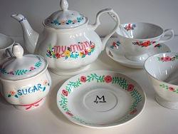 下午茶茶具
