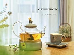 美食摄影-下午茶时光