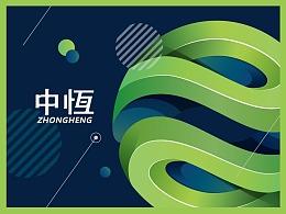 「中恒实业」VI设计-智能科技公司