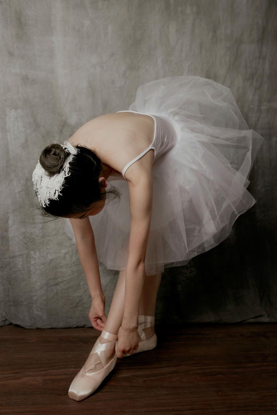 芭蕾女孩|人像|摄影|i
