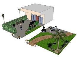 [简单]庭院景观设计