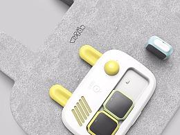 梧童指尖交互机器人