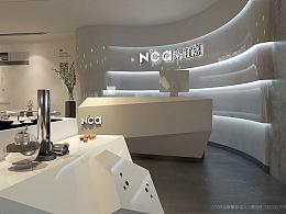 0708跨界作品之NCA乐宜嘉整体家居定制品牌空间设计