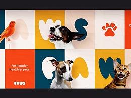 狗粮品牌都设计的这么好看,还让不让人活了