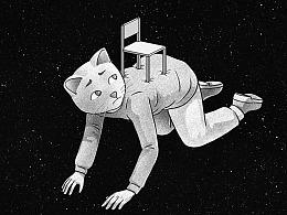 日画1328~1336 银河漂流指南