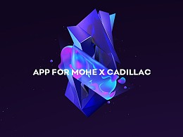 App for MOHE X Cadillac