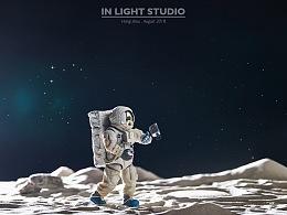 我在太空漫个步 #IN LIGHT#