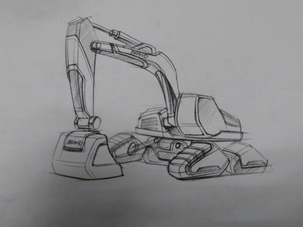 工业设计素描