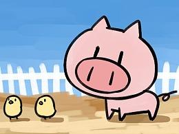 动态表情包-为什么是猪呢2