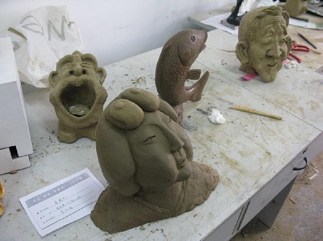 泥塑|摄影|动物|shiyuanwei - 原创作品 - 站酷