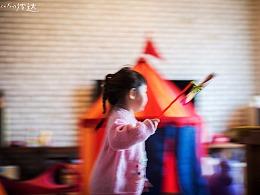家庭摄影 | 暖小姐三周岁