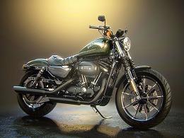 哈雷883硬汉 运动巡航摩托车Harley-DavidsonIron883CG