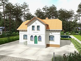建筑模型渲染作品分享之十七