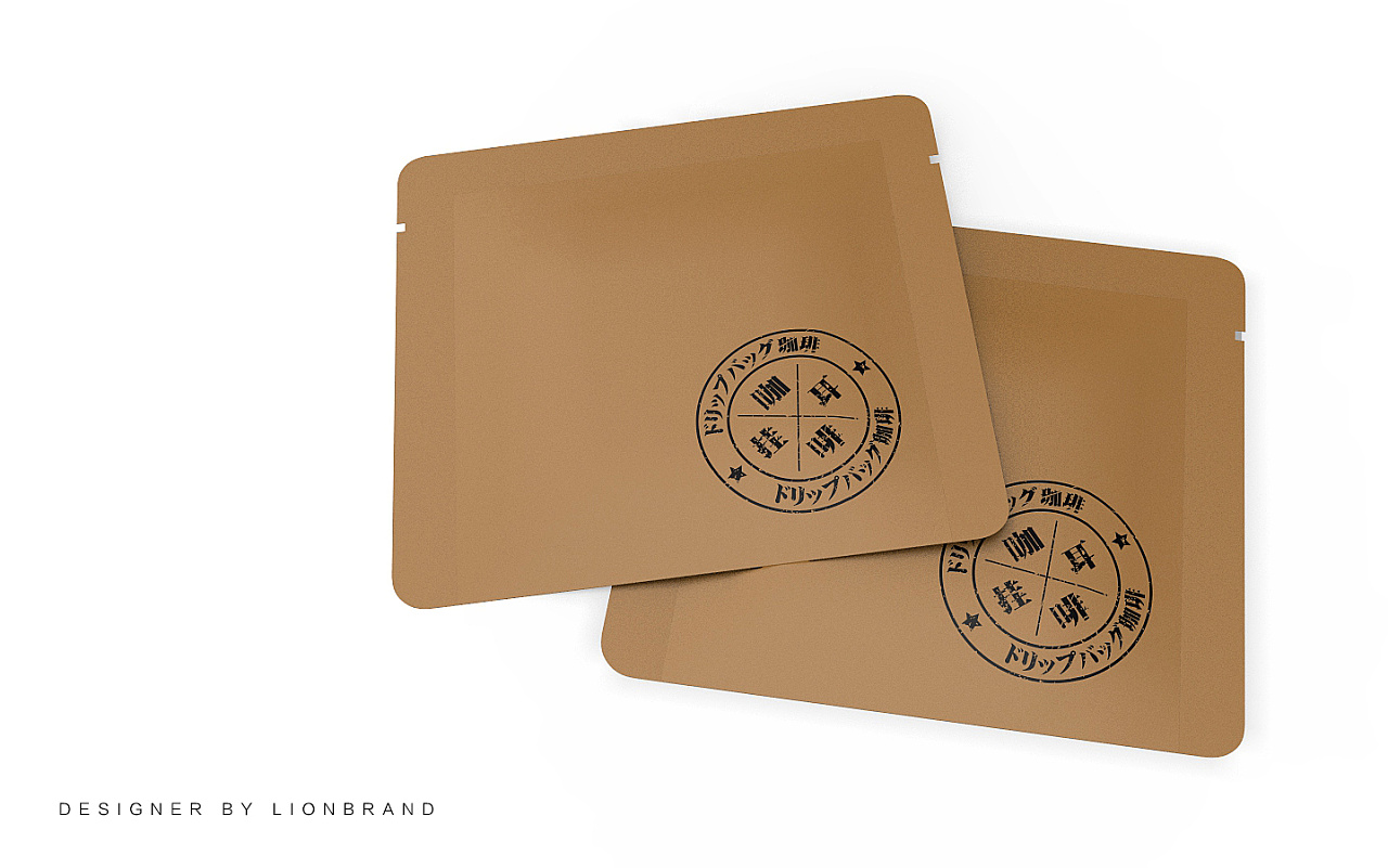 [ u-mai coffee ] 品牌包装设计图片