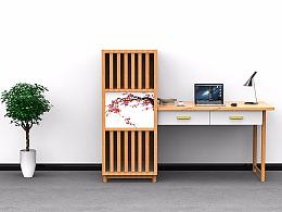 屏·书桌设计