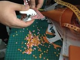 手工纸模动画-珠宝精品