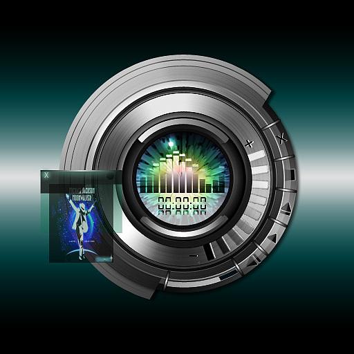 音频播放器图片