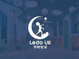 《原创logo设计》-乐创优课LOGO