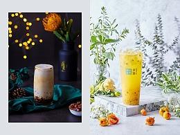 森系小资的下午茶|言叶茶饮|foodography