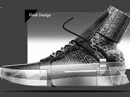 关于鞋的手绘设计/邦陈设计