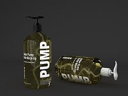 C4D瓶子建模