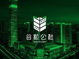 谷粒公社logo提案01