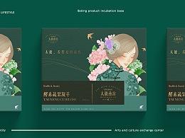 燕窝民国风优雅包装设计第一阶段提案