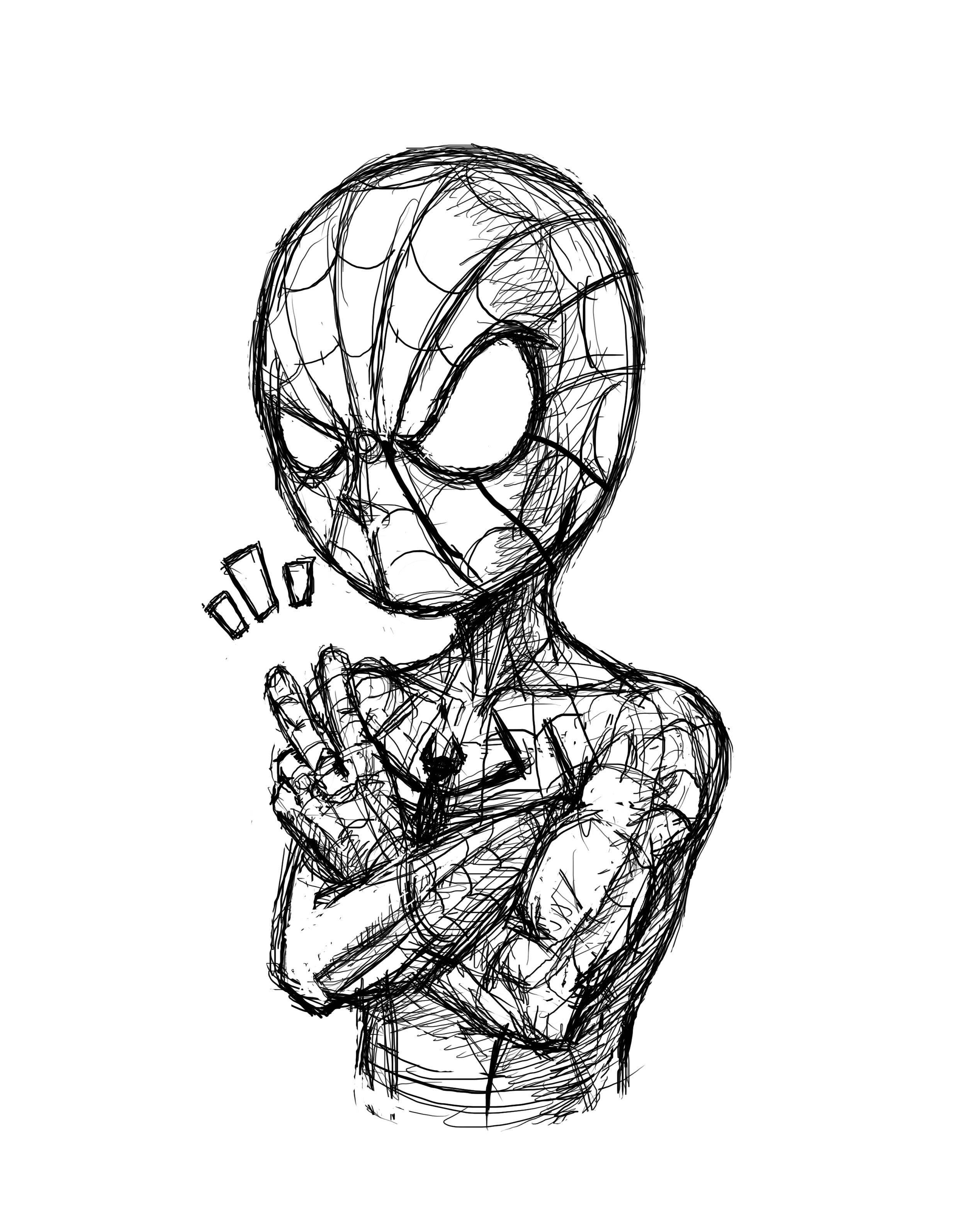 蜘蛛侠sd